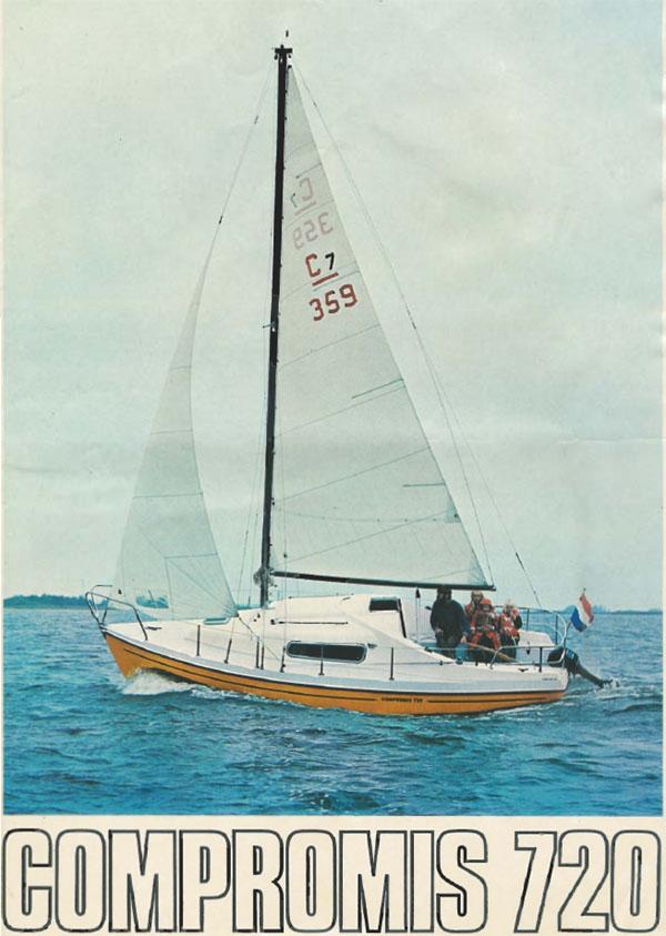 Brochure Compromis 720 2001