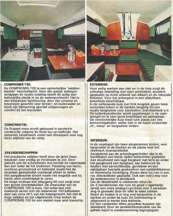 Brochure Compromis 720 2002