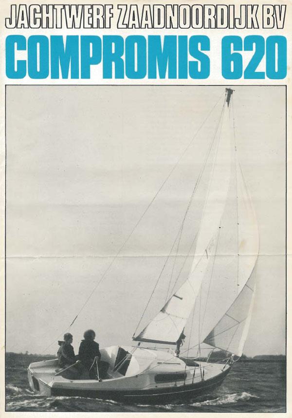 Compromis 620 folder NL 1975